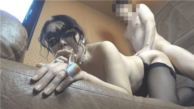 FC2 PPV 892556 Continuous Ascension with Black Stocking High Back Sex Continuous Ascension - Jav HD Videos