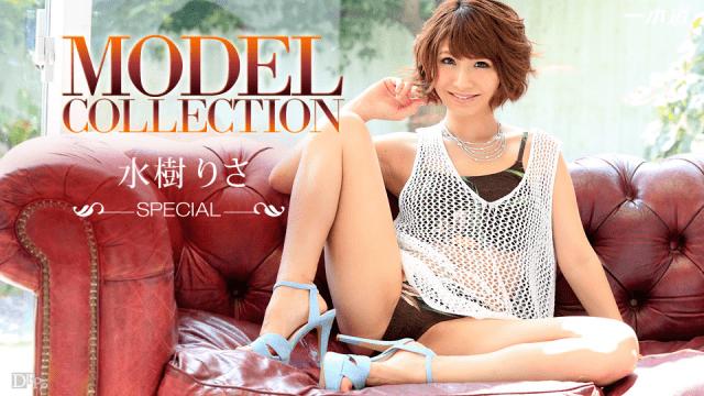 1Pondo 123115_3325 Mizuki Risa One Road Model Collection Special - Jav HD Videos