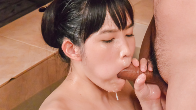 Asian blowjobs along skinny babe Yui Kasugano  - Jav HD Videos