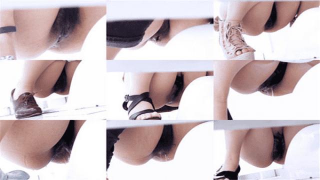Japan Videos 1919gogo 8789 Voyeurism works Women's shameless toilet voyeur 414