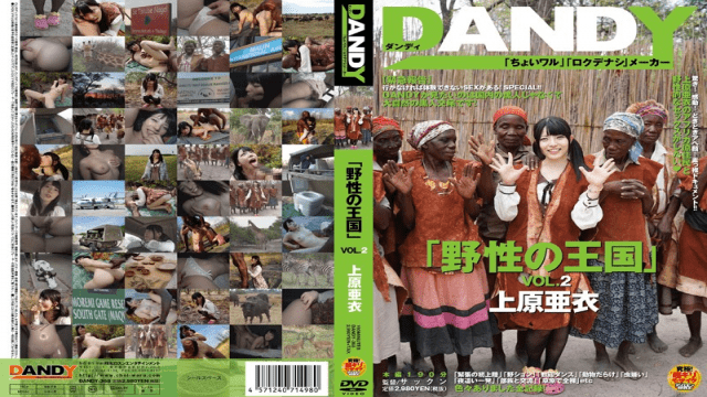 DANDY DANDY-368 Ai Uehara Kingdom Of Wild VOL.2 - Jav HD Videos