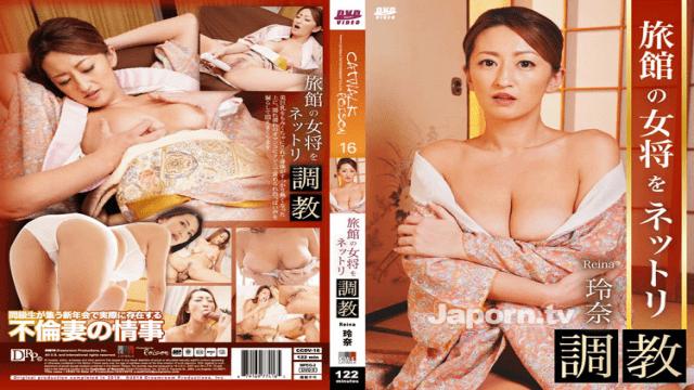 Catwalk CCDV-16 Moist beautiful mistress Reina Netley training Digidesign has