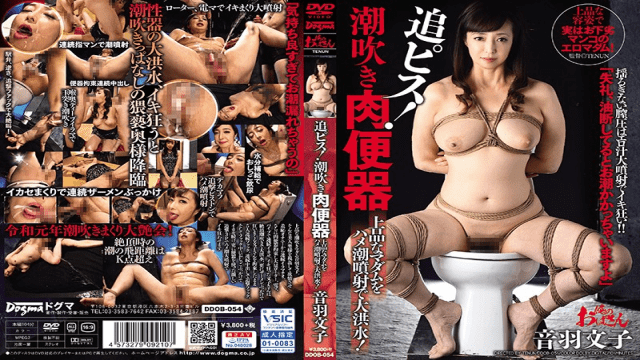 Dogma DDOB-054 Sex HD Otowa Fumiko Take after Pis Squirting Meat Urinal Awesome Madam Overflowed With Tide Infusion