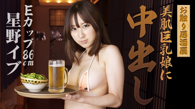 [Heyzo 0184] Ibu Hoshino Busty Server at  a Touching Okay Izakaya - Jav HD Videos