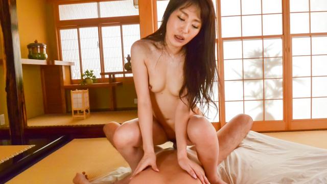 Ryouka Shinodain top Asian girl blowjob - Jav HD Videos