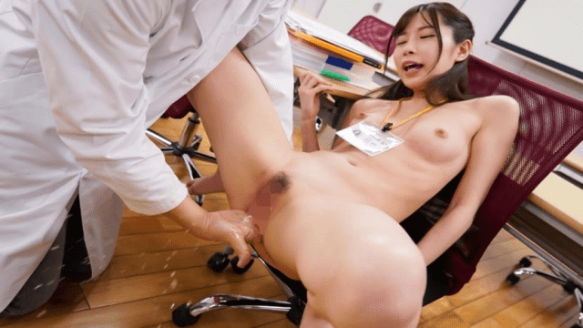 FHD SOD create 107SHYN-042 The investigator look away at a large amount of squirting
