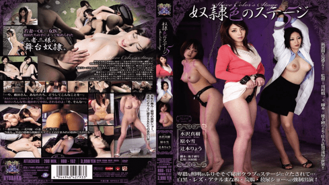 FHD Attackers RBD-152 Stage 5 Of The Slave Color