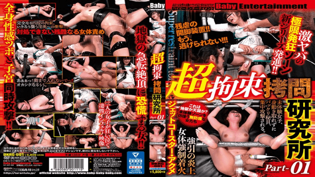 FHD BabyEntertainment DKRG-001 Super Restraint Torture Research Institute