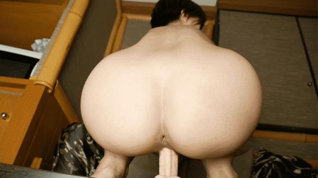 Saori Hatanaka Gachiiki Mature women who get into dildo masturbation Pacopacomama 092419_177