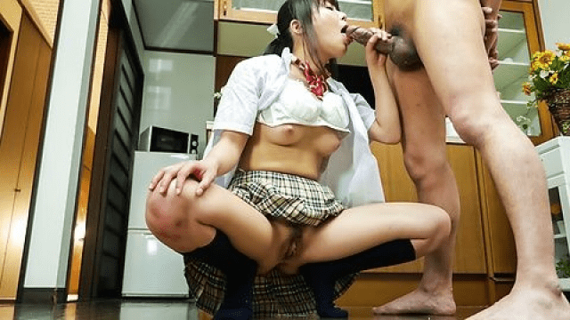 JavHD Hairy Asian creampie along naughty Miria Hazuki - Jav HD Videos