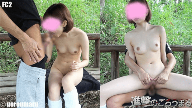 Individual shooting 4 Prefectural K2 active model Shaved Raw Saddle with outdoor exposure FC2 PPV 1168657