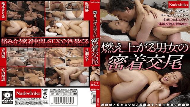 Matsumoto Marina Intimate Mating Between Men And Women Nadeshiko NASH-154