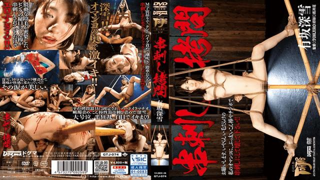 Miyuki Arisaka Skewered Torture Dogma GTJ-074