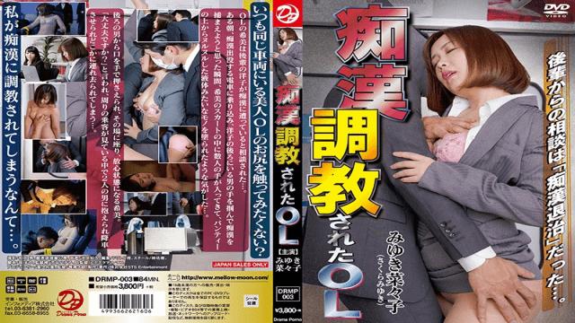 Miyuki Nanako Molester Trained OL Drama Porn DRMP-003