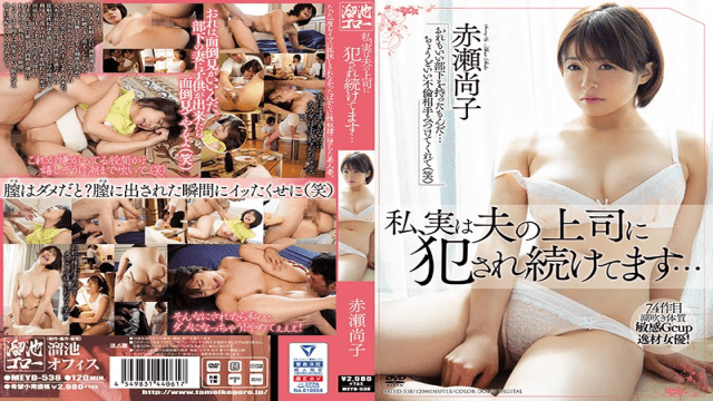 Naoko Akase Im Actually Being Fucked By My Husbands Boss FHD Tameike Goro MEYD-538