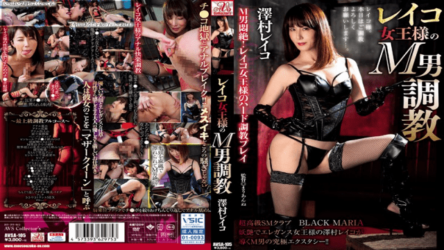 Reiko Sawamura Reiko Queen's M Man Training FHD AVS collector's AVSA-105