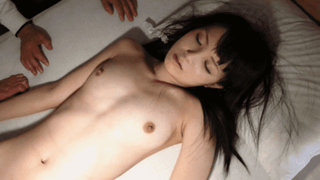 Heisei born amateur Shaved Osana wife 2 hole request Torture HEYZO 2148