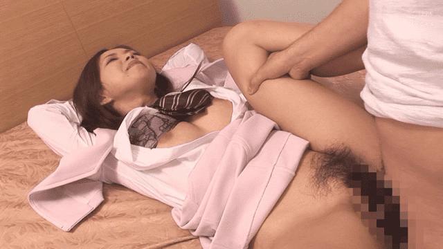 FHD Ah, amateur 371AHSHIRO-099 Yura Big breasts that broke pantyhose