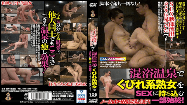Mitsuzoushu / Emanuel EMTS-013 SEX Video Leaked! The Camera Was Watching 7 The Whole Story Of Bringing