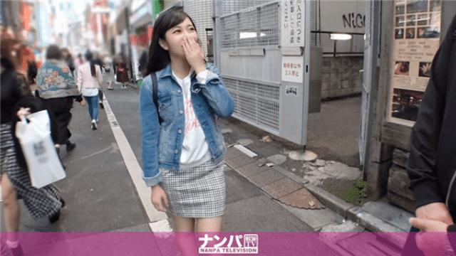 FHD Nampa 200GANA-2217 A 19-year-old female college student found in Shibuya