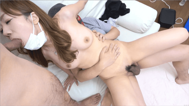 FC2 PPV 661715 Threesome Fuck Yoshisukunafu 3p vaginal cum shot - Jav HD Videos