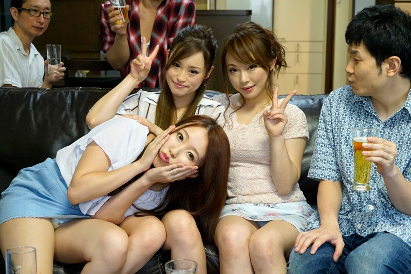 Bullitt EQ-451 Konishi Yuu Shock spill Drinking video taken with a home camera