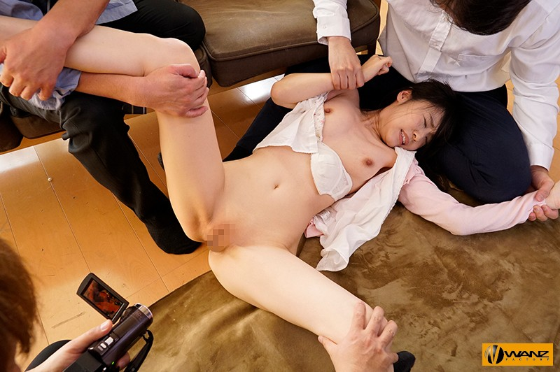 FHD WanzFactory WANZ-854 Tsubomi Plan To Turn Pure Young Lady Into Creampie Human Toilet