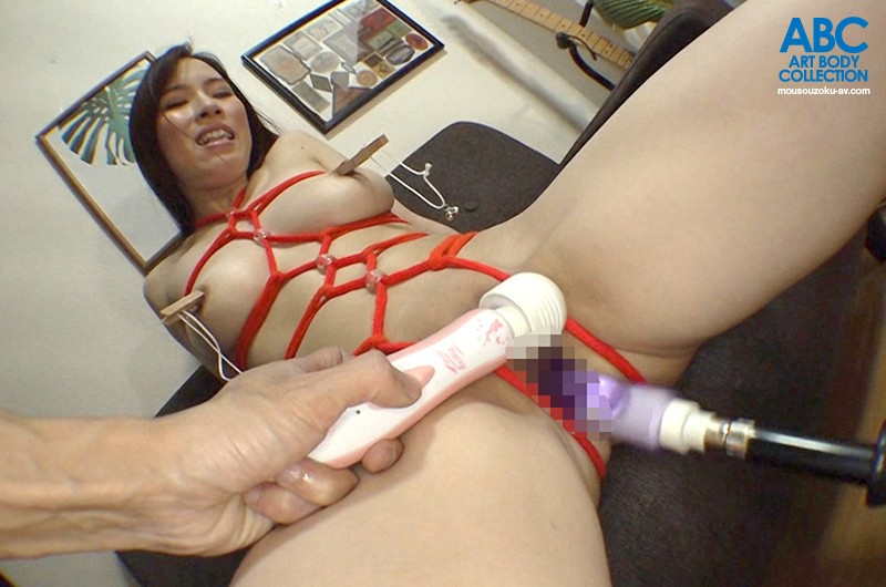 ABC/Mousouzoku BOBB-311 Torment Her! Submissive Tits. She Looks Elegant But She Really Likes To Have Her Tits Rubbed Violently. Tied Up And Fucked