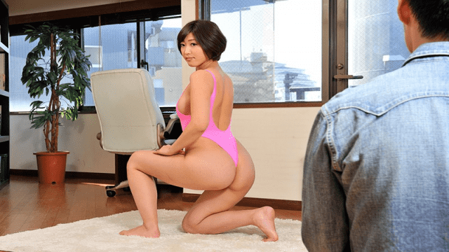 V&R PRODUCE VRTM-265 Haireg Leotard Big Butri Wife Who Care About The Body Line Right After Giving Birth Is A High-sensitivity Woman Who Feels Just Being Caught And Biting Into It - Jav HD Videos
