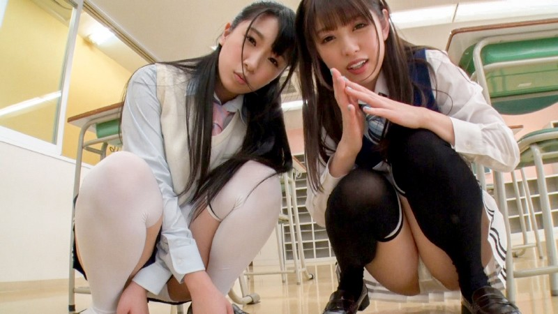 MARRION MMUS-033 Little Fallen angel Incitement Lovely Young lady Reina & Azumi Hina