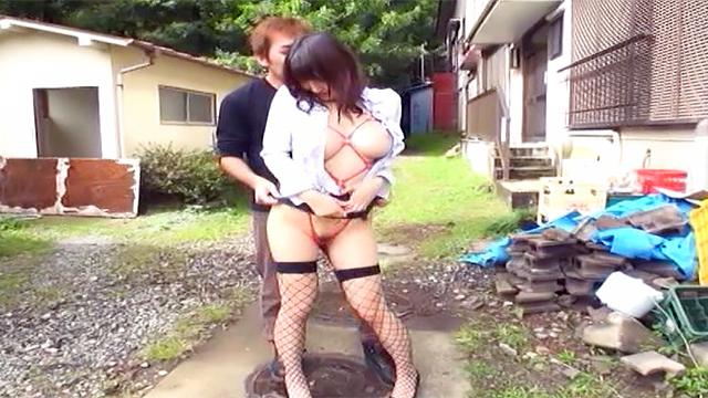 Riko Nakayama loves getting nailed awesomely - Jav HD Videos