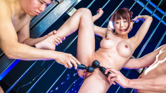 Yui Misaki enjoys top Japanese group sex - Jav HD Videos