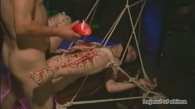 "TokyoHot Jav Uncensored shima02 Shima legend ""Tied wet rope."" - Jav HD Videos"