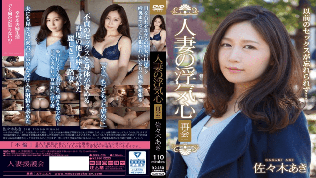 CovetingWifeGroup/Emanuel SOAV-028 Aki Sasaki Wife Of Cheating Heart Reunion - Jav HD Videos