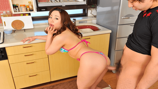 V&R PRODUCE VRTM-256 I Can Not Wait Until Summer Vacation!Try On T-back Bikini That Deca-ass Mother-in-law Has Had To Wear Around The Wakakari To Look Forward To Go To The Family And The Beach - Jav HD Videos