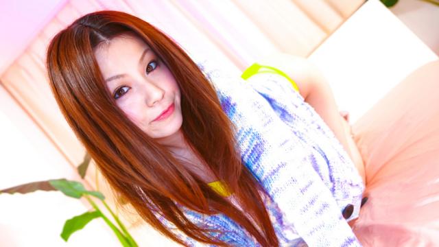 JAV Beauty Rina Koizumi Fucked in Sexy Yellow Bikini - Jav HD Videos