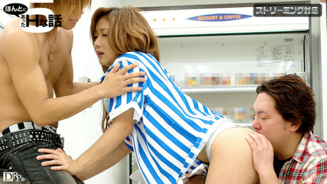 Caribbeancom 022009-991 Hibiki Ootsuki Jav Public Market Really was there H story 5 - Jav HD Videos