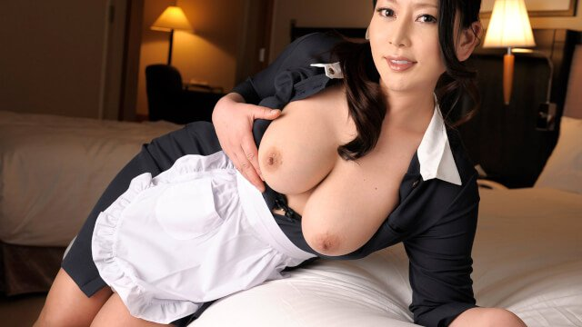 Japan Videos Caribbeancom 031513-289 Rei Kitajima MILF hotel room staff