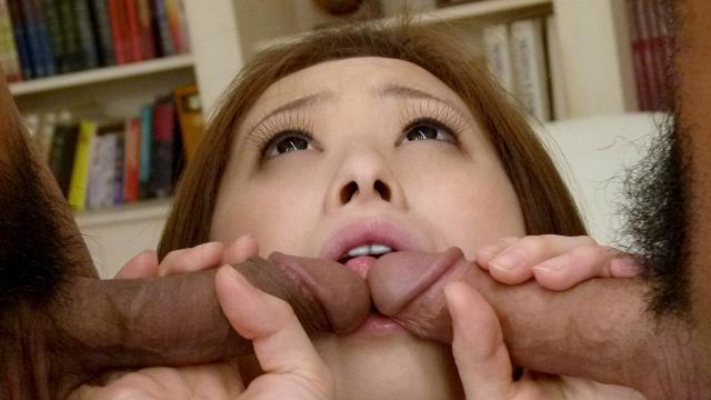 Japan Videos Caribbeancom 042313-318 - Ruri Haruka - Free Asian Porn Videos
