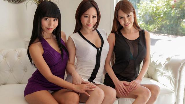 Japan Videos Caribbeancom 050616-154 - Marika, Akari Asagiri, Haruka Aizawa - Asian Group Sex