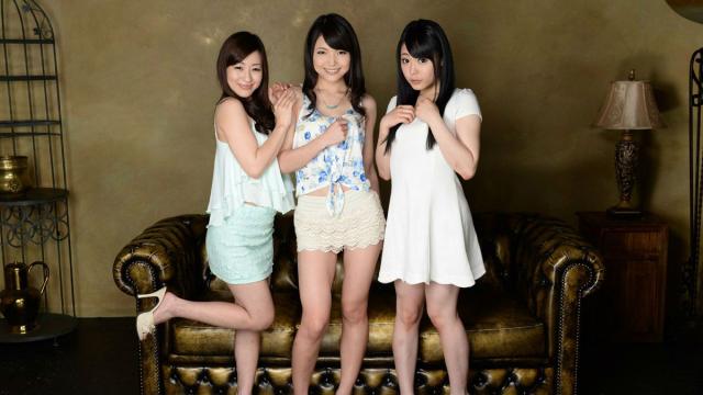 Japan Videos Caribbeancom 081714_669 - Megumi Shino, Yui Kawagoe, Maria Ono - Free Asian Porn Tube