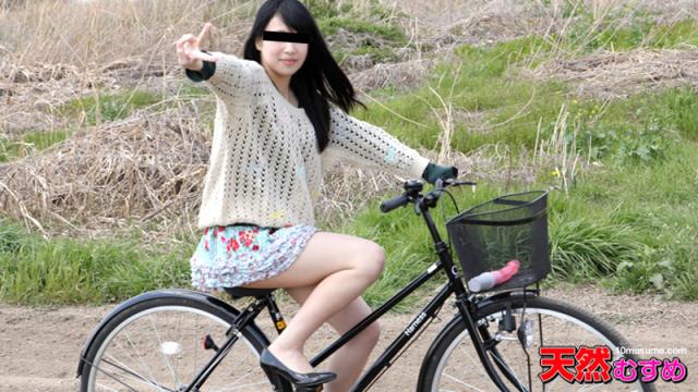 Japan Videos Caribbeancom 090216_684 - Misato Tanaka - Feeling good rubbing is Charin daughter-saddle!