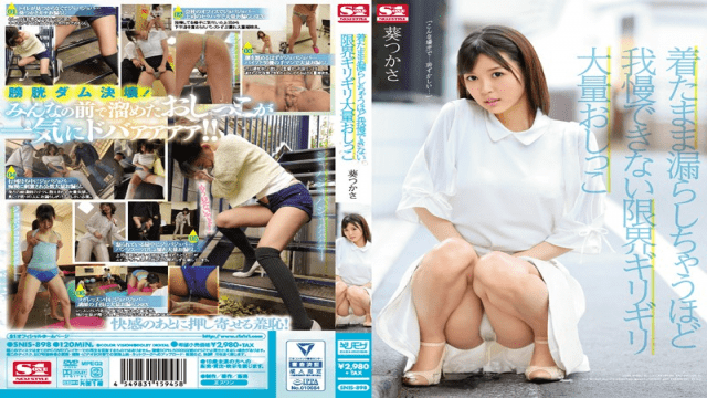 S1NO.1Style SNIS-898 Tsukasa Aoi  I Can Not Put Up Enough To Leak While Wearing Marginal Mass Pee - Jav HD Videos