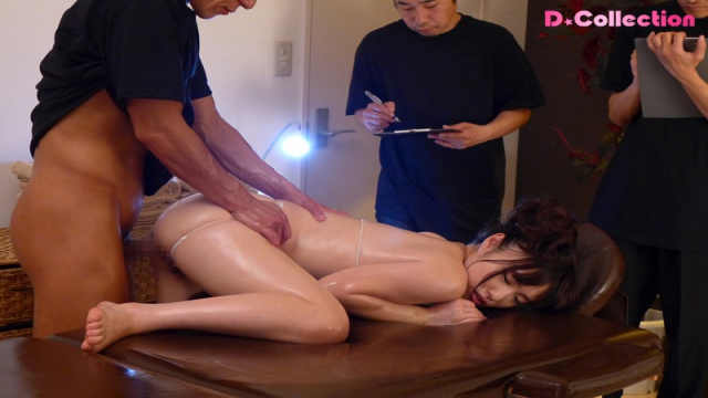 Japan Videos D-Collection DGL-020 CD1 Yuno Natsuki Embarrassed and Super Wet