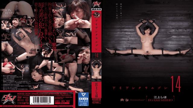 Japan Videos Das DASD-362 Shiho Egami Iron Crimson Vol. 14
