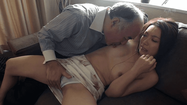 Waap Group WPE-054 Aikawa Nagisa Fuck with your father-in-law - Jav HD Videos