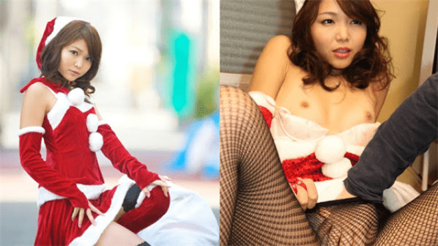 Tokyo Hot th101-000-110888 Tokyo AV Shino Megumi Thermal Santa Claus is Megumi Shinobi What 3 visits to your house - Jav HD Videos