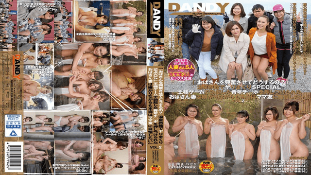 DANDY DANDY-593 How Do You Get Excited By Your Aunt? - Jav HD Videos