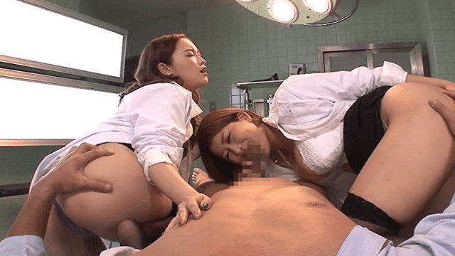 FHD MediaStation MDB-895B Woman doctor 30 people who knows the man is body Fornication clinic 4 hours BEST - Jav HD Videos
