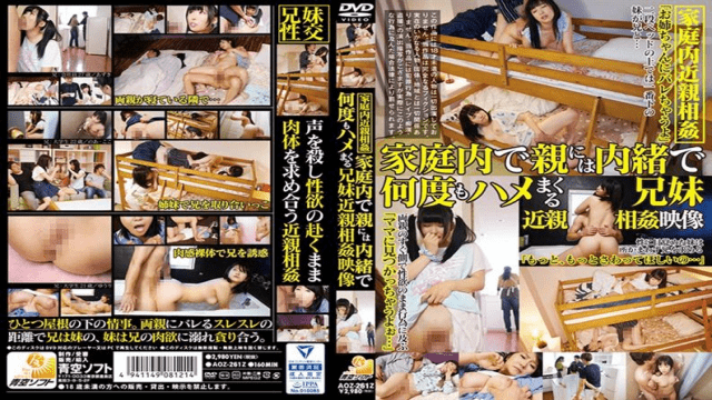Aozora Soft AOZ-261z Brother And Sister Incest Video Many Times In Secret To The Parent In The Home Spree Saddle - Jav HD Videos